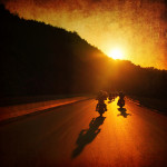 Motorcycles and Riding in the Dark