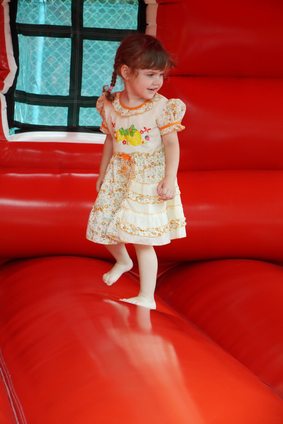 Bounce House and Injuries