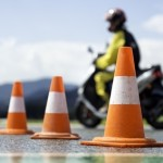 training class for motorcyclists