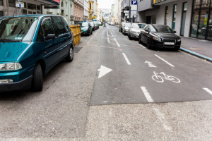 Door Zone and How Doors Can Hurt Bicyclists