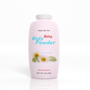 The Risks of Baby Powder