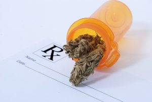 Levels of THC in Medical Marijuana and its' Effects