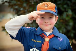 Court Rules for Boy Scouts
