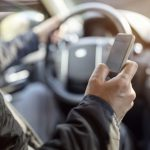 Injuries from Distracted Driving
