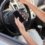 Electronic-devices-and road-safety