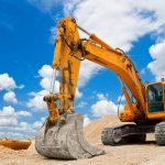 Excavators and Construction Site Dangers