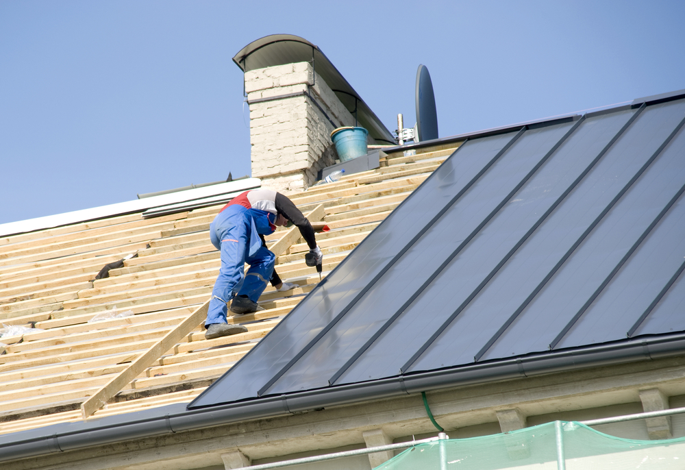 Roof Falls and Safety Measures