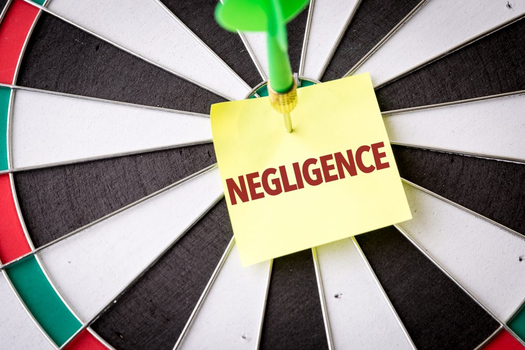 how-to-prove-neglignece-personal-injury-cases
