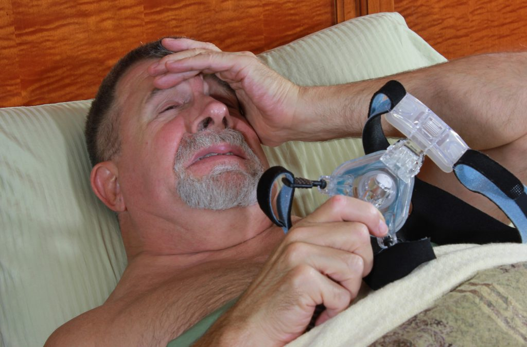 CPAP Machine Operation and Recall