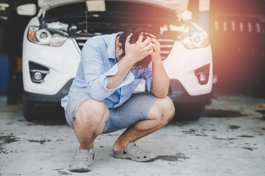 Constant Headaches After Car Accidents
