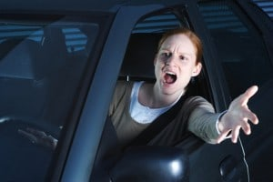 Road Rage Leads to Serious Accidents