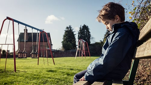 Child Foster Care Neglected