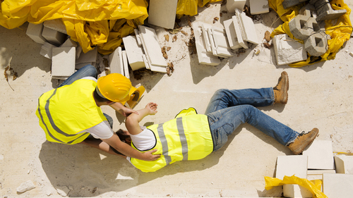 Construction Injury Accidents