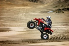 All Terrain Vehicle ATV Injuries