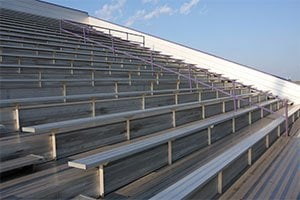Bleacher Accident Injury