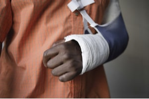 wrist hand injury car accident settlement values