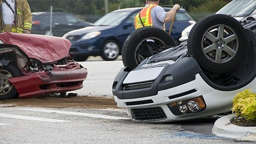 Causes Of Auto Accidents