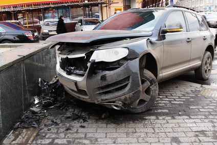 Car Accidents and Numbers
