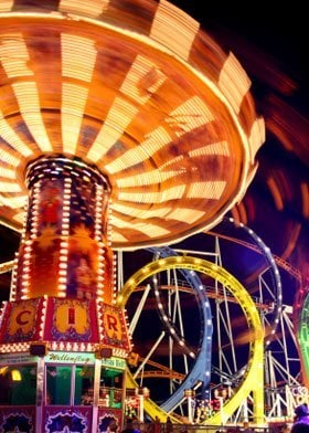 Amusement Park / Carnival Ride Injuries