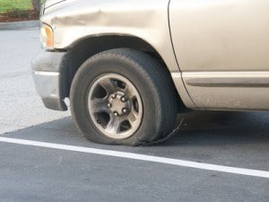 Tire Blowout Car Accidents Chicago Auto Accident Lawyer