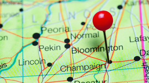 Champaign Illinois Personal Injury Cases