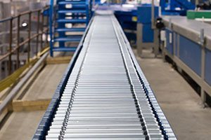 Worker Injury Conveyor Belt
