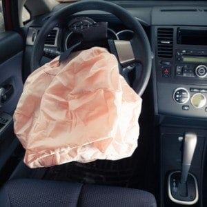 Airbags that are defective