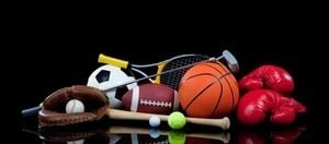Sports Equipment Injury