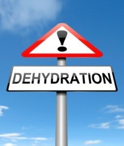 Dehydration of Nursing Home Patient
