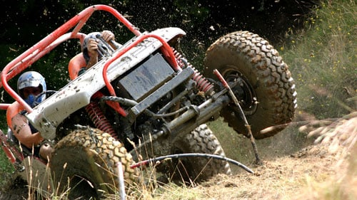 ATV Off Road Dangers Flips