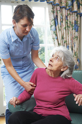 Nursing Home Patient Abuse