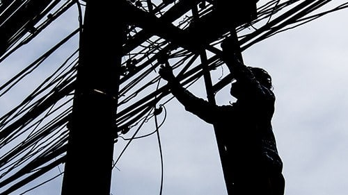 Electrical Powerline Installers and Repairmen