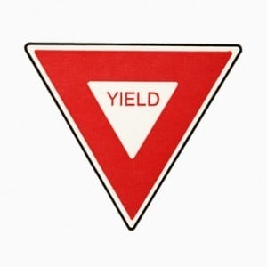 Failing to Yield Can Cause Major Car Accidents