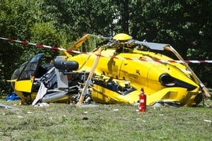 Helicopter Accidents