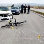 Chicago hit and run bicycle accident