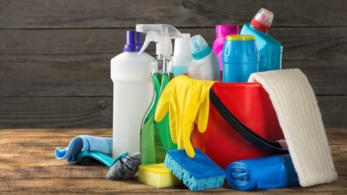 Chemicals Used To Clean A Home