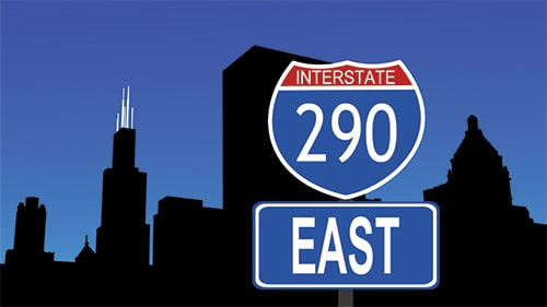 Interstate 290 Truck Accident Lawyer