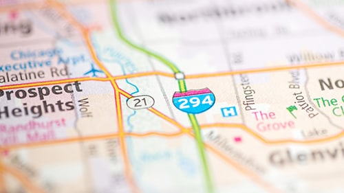 Interstate 294 Truck Accident Lawyer