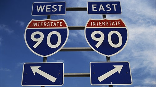 Interstate 90 Truck Accident Lawyer