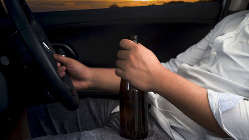 Claim Against Motorist Drunk Caused Accident