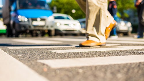 Are There Any Illinois Laws To Protect Pedestrians In Crosswalks?