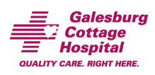 Galesburg Cottage Hospital Transitional Care Unit