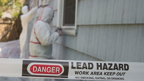 How can I protect my family from lead exposure?