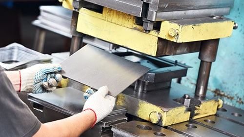 Punch Press Accidents