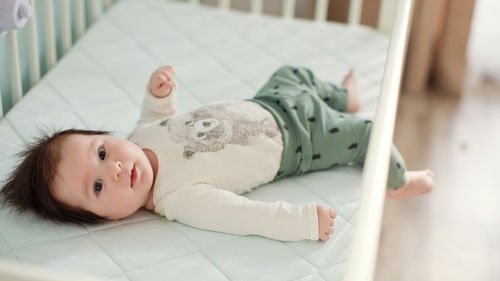 Baby Kid Safe Sleeping Prevent Accidents