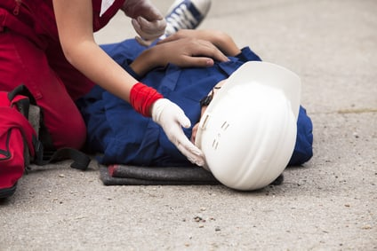 Spinal Cord Injury Caused By Work Accident