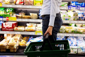 Supermarket Accidents Falls