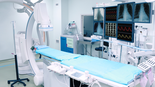 Heating Cooling System Operating Room