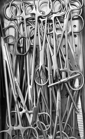 Lawsuits When Surgical Instruments Left In The Body