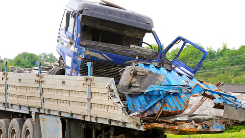 How Much Truck Accident Worth